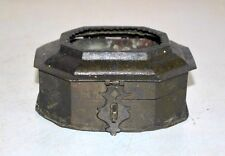 Old Antique India Brass Hand Crafted Sindh Islamic Betel Nut Pan-Dan Rare Box