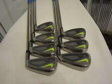 Nike Vapor Fly Iron Set - 5-PW, SW - Mamiya Recoil 460 Regular Graphite - NEW