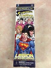 HEROCLIX SUPERMAN AND THE LEGION OF SUPER-HEROES FIGURINES