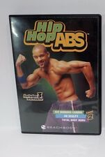 Shaun T's Hip Hop Abs Level 2 DVDs Fat Burning Cardio Abs