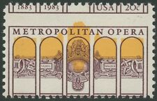 "#2054 VAR. ""METROPOLITAN OPERA"" MAJOR COLOR SHIFT ERROR BS55"
