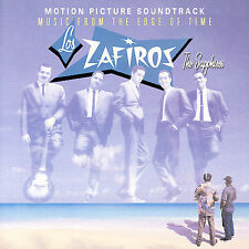 FREE US SH (int'l sh=$0-$3) NEW CD Los Zafiros: Music from the Edge of Time (OST