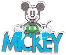"DISNEY-""MICKEY"" MOUSE (3 1/4 "" x 4"")-Simplicity Iron On  Applique/Cartoons, TV"