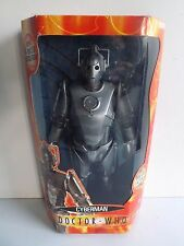 "DOCTOR WHO CYBERMAN 9TH 10TH DR 12 "" INCH CYBER MAN NEW"