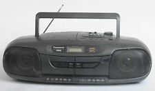 PANASONIC RX-DT401 CD GHETTO BLASTER / BOOMBOX