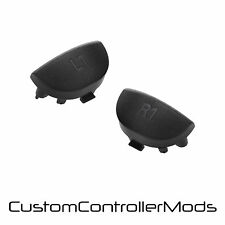 Genuine OEM L1 R1 triggers for Sony PS4 controller replacement buttons Set