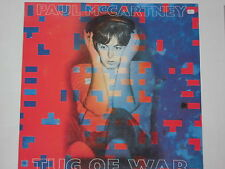 PAUL MCCARTNEY -Tug Of War- LP