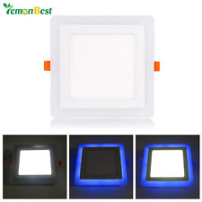 16W LED Square Panel Light Ceiling POP Down Indoor Light LED 3D Effect Lighting