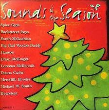 Sounds of the Season 1998 Christmas Cd Spice Girls, Backstreet Boys, Hanson