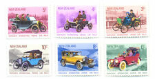 New Zealand-Vintage Cars set of 6 mnh(972-7)