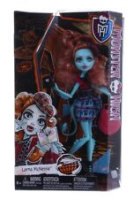 NEW OFFICIAL MONSTER HIGH LORNA MCNESSIE FREAKY FUSHION DOLL SCAREMESTER DOLLS