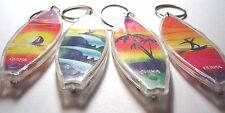 SURFBOARD KEY CHAINS LOTS OF 36 ASSORTED CARNIVAL TOYS GIFTS FAVORS