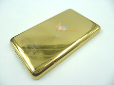 Gold Golden Color Metal Back Housing Case Cover for iPod 6th Gen Classic 80gb