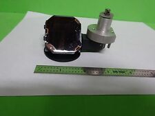 MICROSCOPE PART REICHERT AUSTRIA ZETOPAN MIRROR OPTICS AS IS BIN#Z1-22