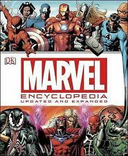Marvel Encyclopedia: The Definitive Guide to the Characters - I send worldwide