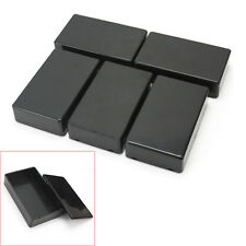 5Pcs Plastic Electronic Project Box Enclosure Instrument Case 100x60x25mm MC