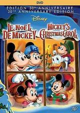 Mickey's Christmas Carol  30th Anniversary Special Edition  2013 by B Ex-library