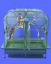 HQ Parrot Double Macaw Cage 64 x 32 -FREEShipping most locations