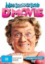 Mrs. Brown's Boys D'movie (DVD, 2014)  PAL REGIONs 2,4