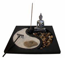 Desktop Zen Garden with Thai Buddha Statue