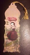 MARK RYDEN SIGNED MEAT GIRL THE GAY 90S BOOKMARK & QUEEN BEE EVENT CARD LOWBROW