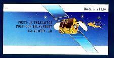 FINLAND - FINLANDIA - Libretto - 1988 - 350° del servizio postale finlandese