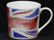 ROSE of ENGLAND UNION JACK Fine Bone China Tapered Large Mug #2