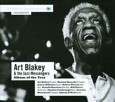 Album of the Year by Art Blakey & the Jazz Messengers (CD, Oct-2010, Timeless...