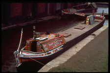 491017 Narrow Boat  Gifford  Ellesmere Port Boat Museum UK A4 Photo Print
