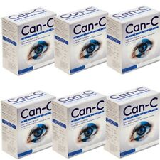 CAN-C Eye Drops 6 Boxes Cataract treatment without surgery