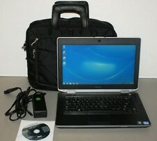 "DELL LAPTOP LATITUDE E6430 i5-3340m 2.7GHz 8GB 128GB SSD 14"" WEBCAM HDMI WIN7"