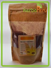MAQUI berry - pure powder from freeze-dried fruit - 500g