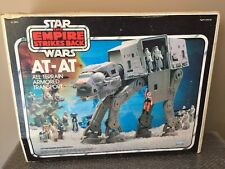 Vintage Star Wars 1981 The Empire Strikes Back AT-AT ESB Nice LOOK!
