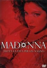 Dvd MADONNA TUTTA LA VITA PER UN SOGNO - (1994)  ......NUOVO