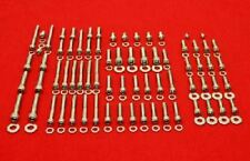 YAMAHA 1988-2015 VIRAGO XV250 V STAR XVS250 POLISHED STAINLESS ENGINE BOLT KIT