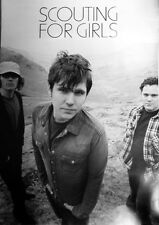 """NEW Scouting for girls 84cm x 60cm (34"""" x 24"""") POSTER"""
