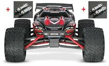 Traxxas 71054-1 E-Revo RTR Brushed + 12V Lader 1:16 4WD Racing Truck