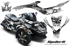 CAN-AM BRP SPYDER RS GS GRAPHICS KIT CREATORX DECALS SPIDERX W