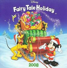 Fairy Tale Holiday by Various Artists (CD, 2008, Walt Disney)