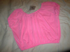 ATMOSPHERE Candy Pink Capped Sleeved Top Size 10 NEW with tag