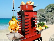 Portable Barbeque bbq grill & Shawarma doner kebab machine free fish griddle