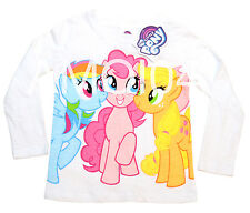 My Little Pony Girls Long Sleeve Top - Size 3 *New