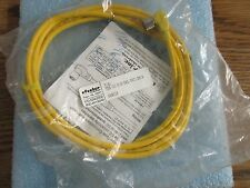 IFM/ Efector: TRS-DC-P/N-R0L-PVC-2M/W  Proximity Cable.  New Old Stock *