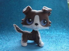 ORIGINAL Littlest Pet Shop Collie DOG NO # PUZZLE Shipping with Polish