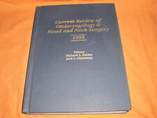 current review of otolaryngology & head & neck surgery  1995