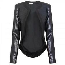 "SASS & BIDE ""times like this"" black embellished jacket"
