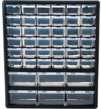 Compartment Storage Box Stalwart Deluxe 42 Drawer Container Organizer Craft Slot