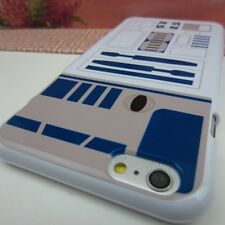 "R2D2 Star Wars Robot Silicone Rubber Impact Case for Apple iphone 6 Plus (5.5"")"