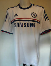 CHELSEA FC 2013/14 AWAY SHIRT BY ADIDAS ADULTS SIZE MEDIUM BRAND NEW WITH TAGS