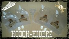 Runner Flask Rum HOOCH-HIDERZ Cruises Tailgating Concerts Undetectable 4-Pack